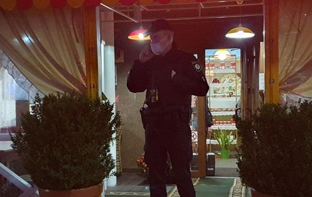 В Киеве задержали мужчину, угрожавшего взорвать ресторан