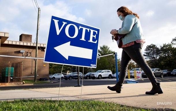 Выборы в США: досрочно проголосовали 95 млн американцев