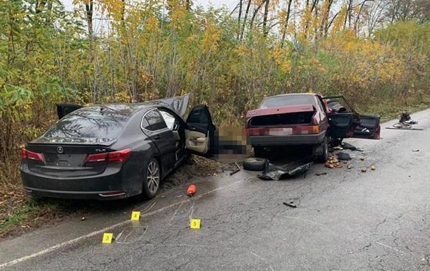На Чернігівщині затримали прокурора за ДТП з двома жертвами