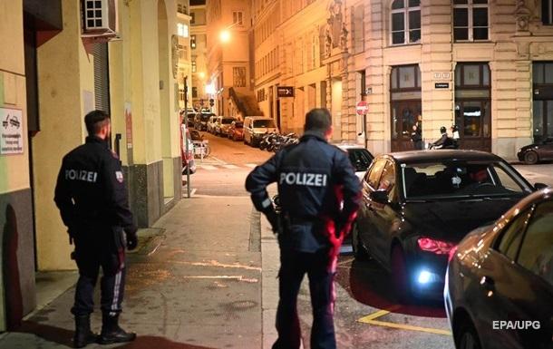 В центре Вены произошла стрельба, есть жертвы