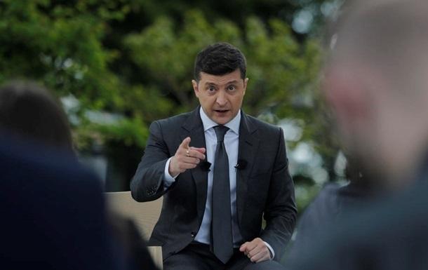 Зеленский назвал виновников кризиса с КСУ