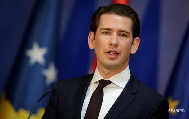 Канцлер Австрії розповів про теракт у столиці