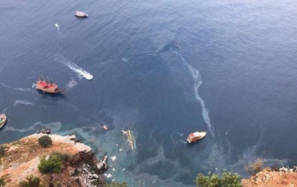 В Турции затонул катер с туристами, есть жертвы