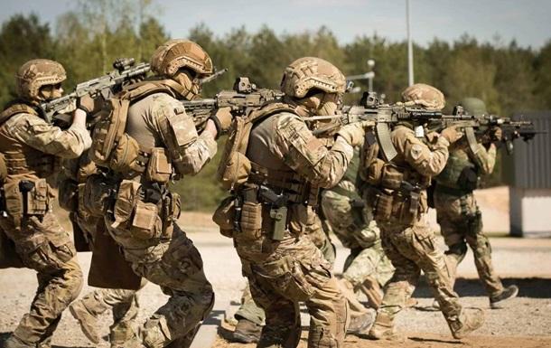 Елітою сучасного українського війська є Сили Спеціальних Операцій