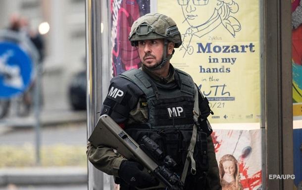 Подозреваемого в теракте в Вене задержали