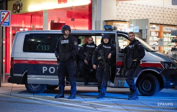Теракт у Відні: поліція затримала 14 осіб