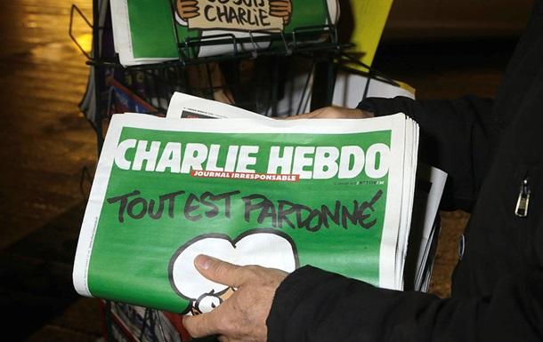 Чеченська газета опублікувала карикатури на Charlie Hebdo