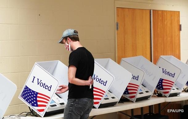 Выборы президента в США: появились первые результаты подсчета голосов
