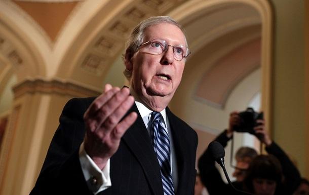 Лидер партии Трампа Макконнелл переизбрался в сенат США