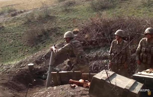 Міноборони Азербайджану: Вірменія несе втрати в Карабасі