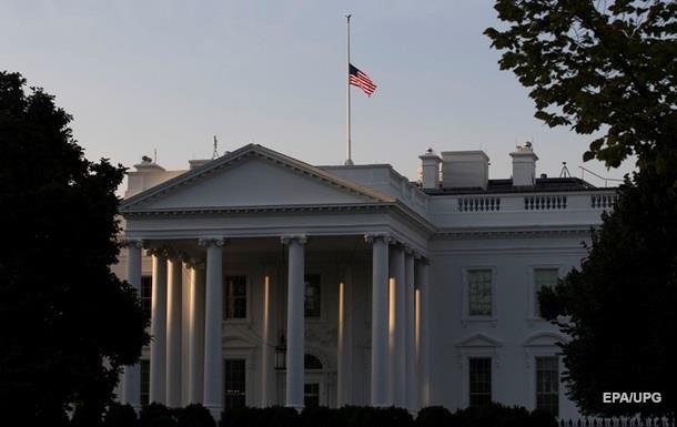Неподалеку от Белого дома на людей напали с ножом