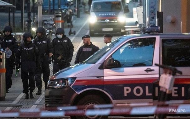 Теракт в Вене: преступник действовал в одиночку