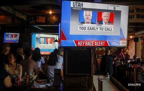ОБСЕ: Судебные иски на выборах в США подано поздно