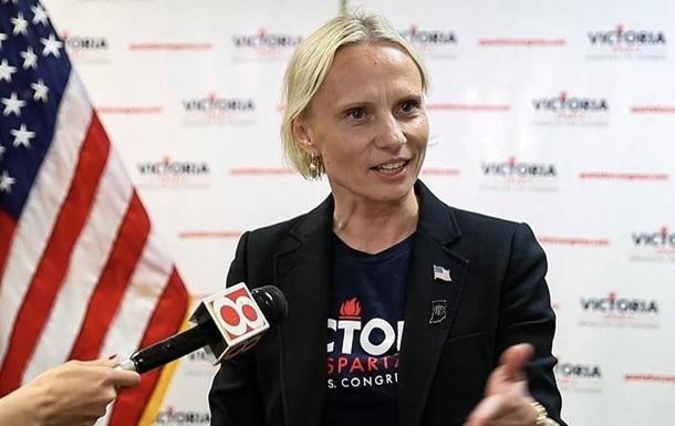 Украинку впервые избрали в парламент США