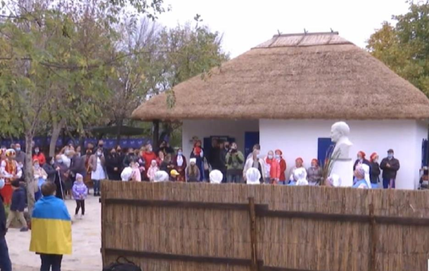В Украине восстановили усадьбу-музей Остапа Вишни