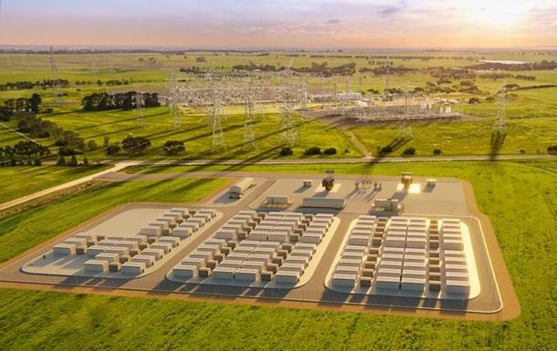 Tesla построит в Австралии одну из крупнейших батарей в мире