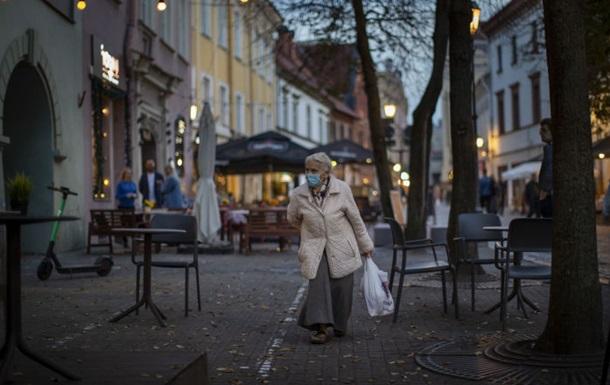 В Литве усилили карантин