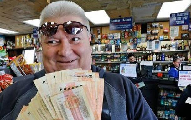 Українці можуть виграти $ 149 млн В Powerball в цю суботу