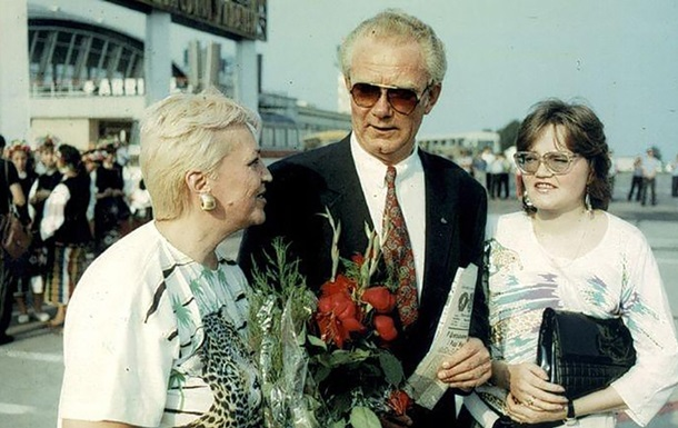 Скончалась вдова Валерия Лобановского