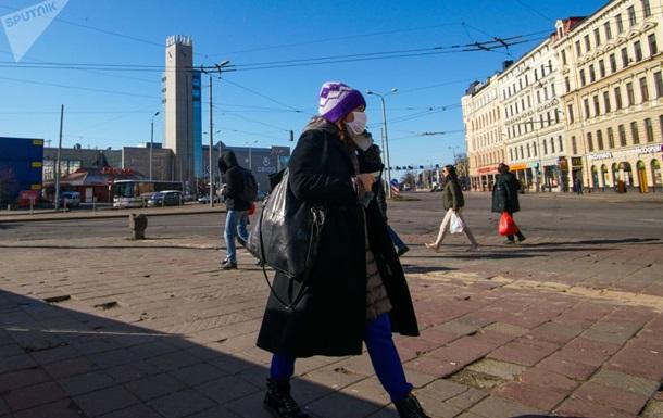 В Латвии объявили чрезвычайную ситуацию из-за COVID
