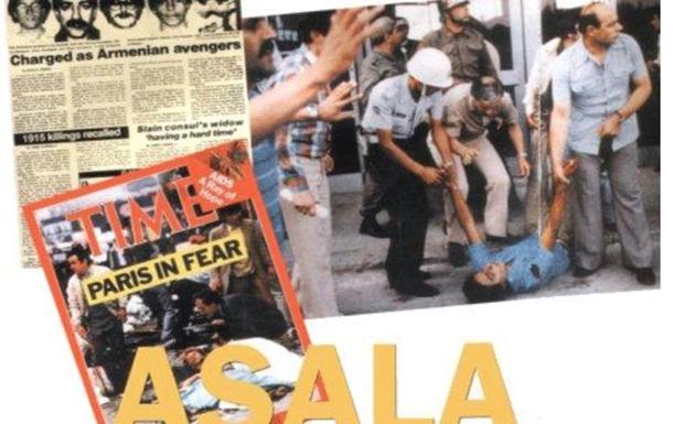 Террористическая организация Армении «ASALA»