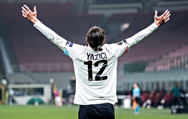 Определился лучший игрок недели в Лиге Европы