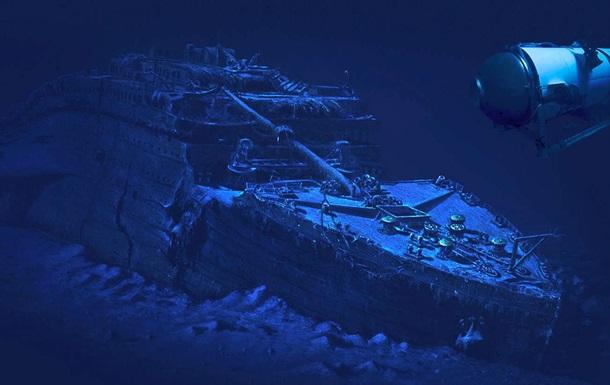 К Титанику запустят экскурсии