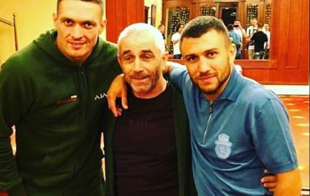 Шелестюк: Коли в таборі Усика був Ломаченко-старший, він боксував набагато краще