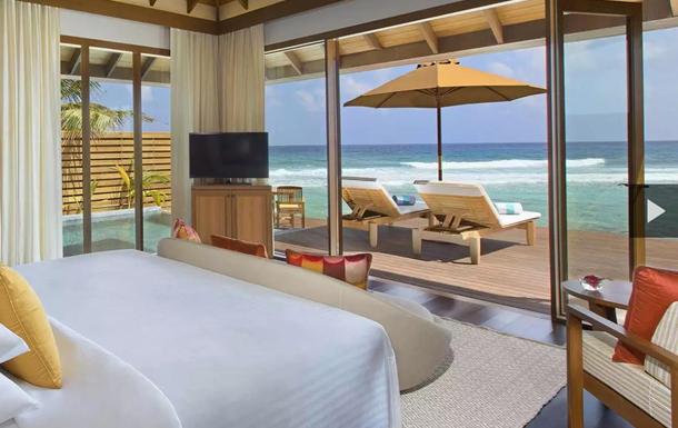 Готель на Мальдівах запропонував необмежене проживання на весь рік