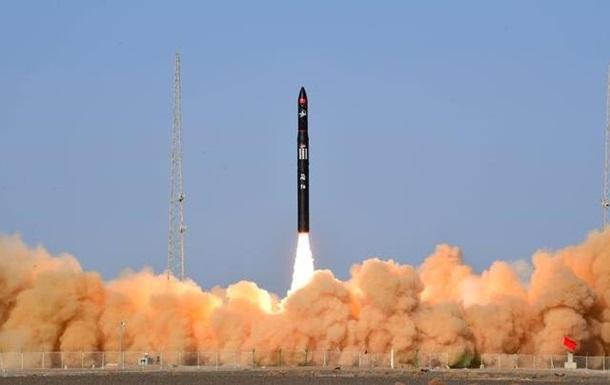 В Китае впервые запустили частную ракету-носитель CERES-1