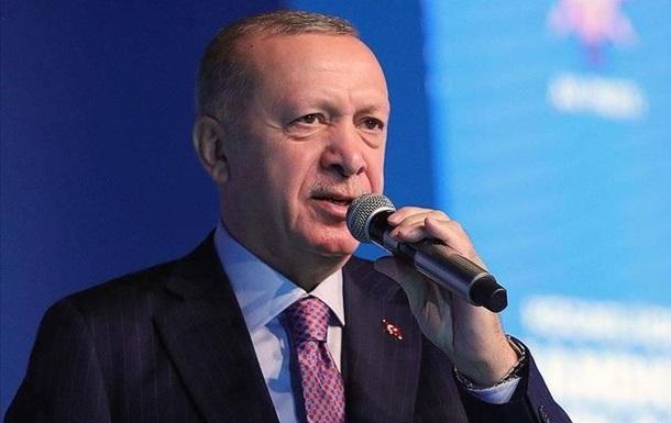 Президент Турции поздравил Азербайджан с освобождением Шуши