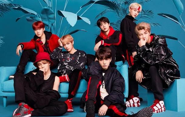 Корейская группа BTS получила главный приз MTV European Music Awards