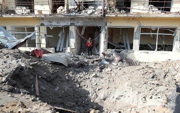 У Вірменії заявили про бої біля стратегічного міста