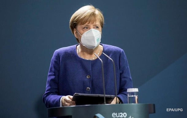 Меркель: Американські громадяни зробили свій вибір
