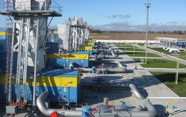 Украина начала реэкспорт газа в Европу