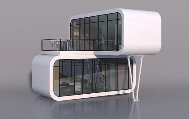 Модульные здания - новый нестандартный подход к архитектурным решениям