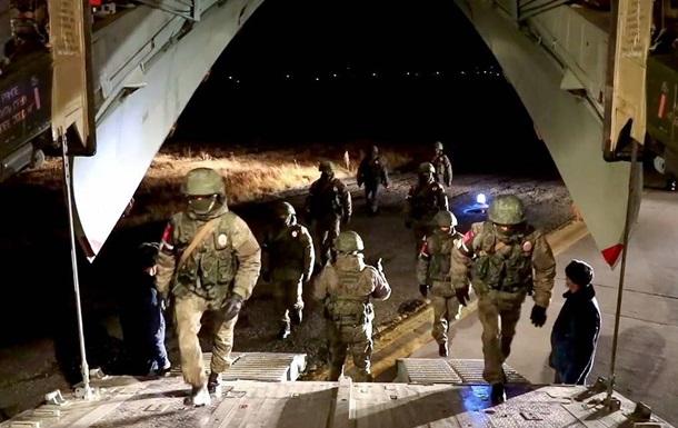 Миротворцы РФ начали развертывание в Карабахе