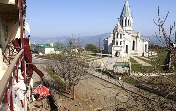 Бои в Карабахе: партия на двоих