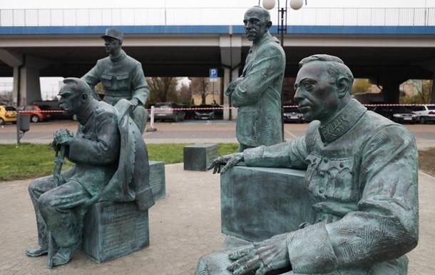 В Польше открыли памятник атаману Симону Петлюре