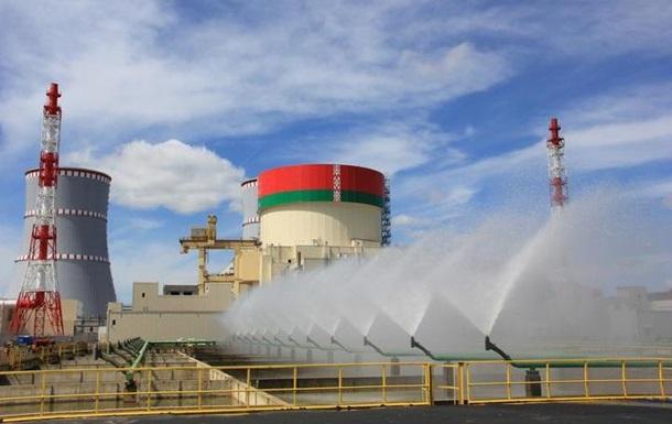 В Беларуси остановили выработку электроэнергии на АЭС
