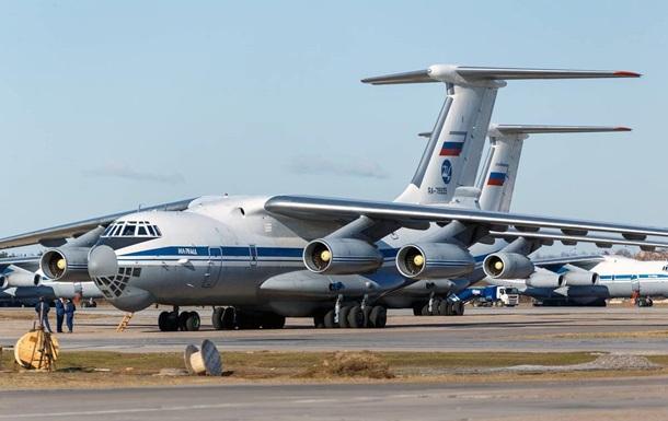 Россия отправила еще шесть самолетов с миротворцами в Карабах