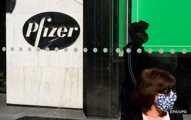 Вихід на ринок COVID-вакцини від Pfizer відкладається