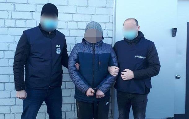 В Харькове задержали грузина, которого восемь лет искал Интерпол