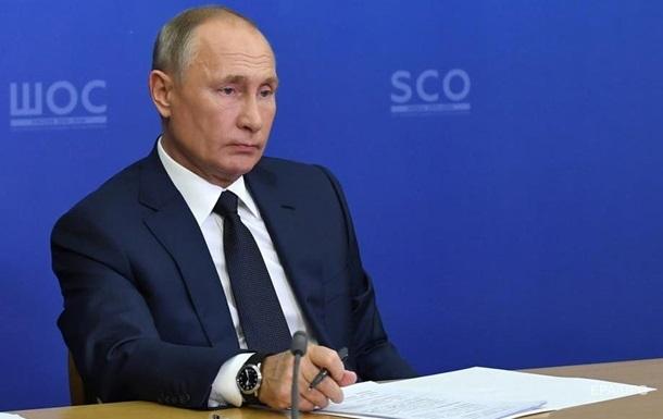 Путин: Система контроля вооружений деградирует