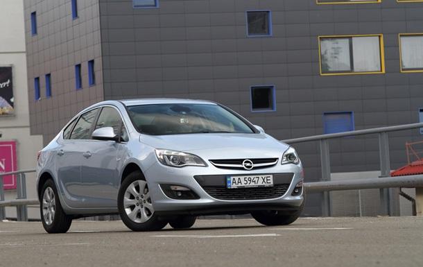 Астра знову розквітла: тестуємо Opel Astra J