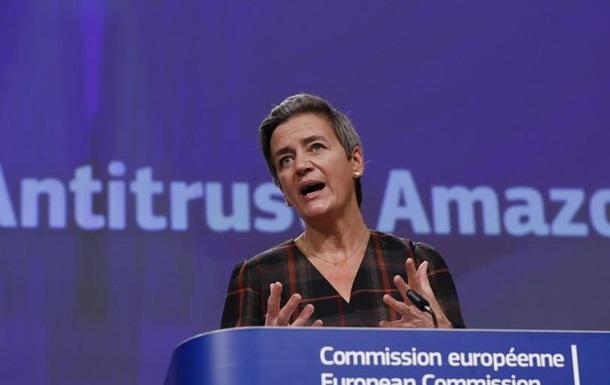 Європейський Союз закинув Amazon спотворення конкуренції