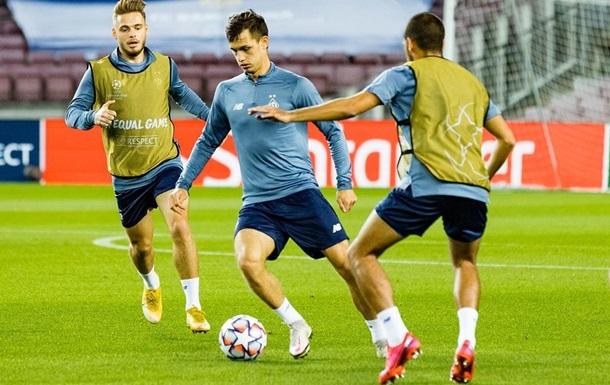 Динамо возобновит тренировочный процесс 12 ноября