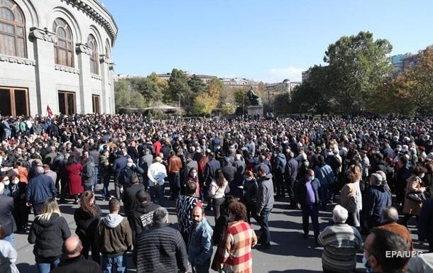 В Армении объявили о создании Комитета национального спасения