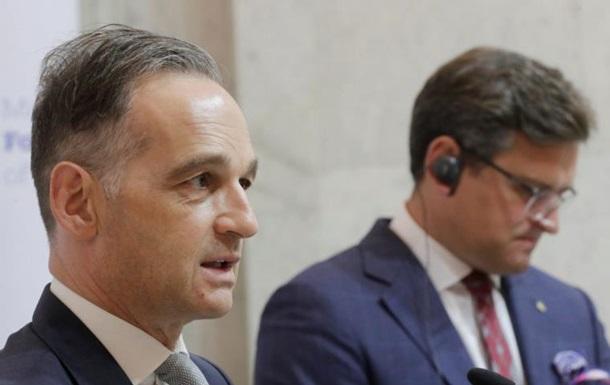 Кулеба и Маас обсудили подготовку двух саммитов