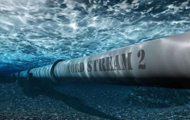Северный поток-2 обречен из-за новых санкций США - Bloomberg